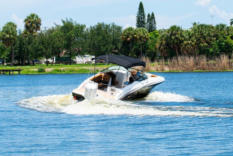 Thumbnail 99 for New 2019 Hurricane SD 2690 OB boat for sale in West Palm Beach, FL