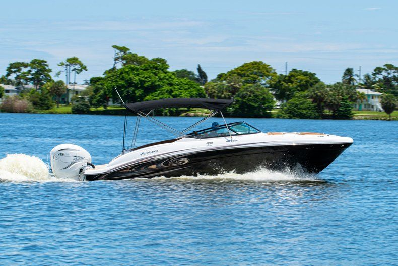 Thumbnail 98 for New 2019 Hurricane SD 2690 OB boat for sale in West Palm Beach, FL