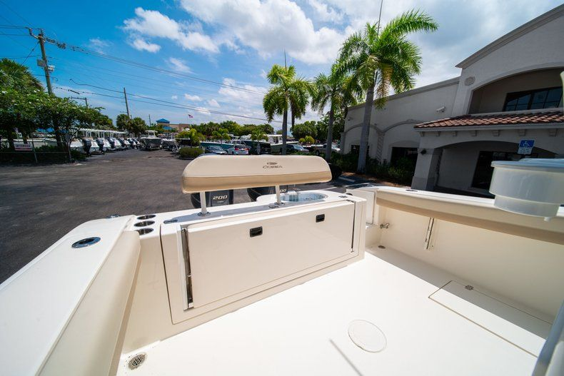 Image 9 for 2019 Cobia 280 cc in Fort Lauderdale, FL