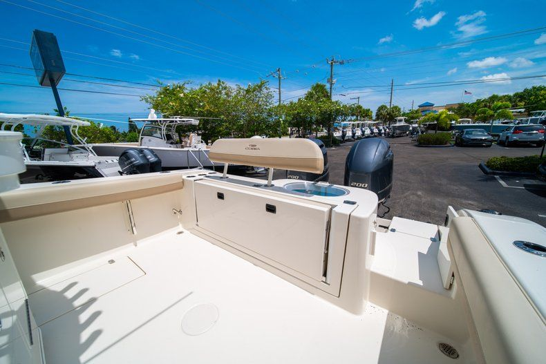 Image 11 for 2019 Cobia 280 cc in Fort Lauderdale, FL