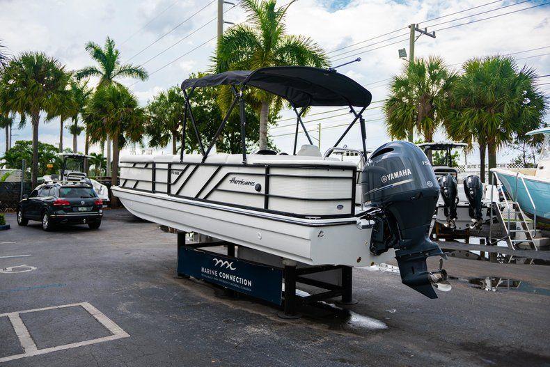 Thumbnail 5 for New 2019 Hurricane FunDeck FD 226 OB boat for sale in Stuart, FL