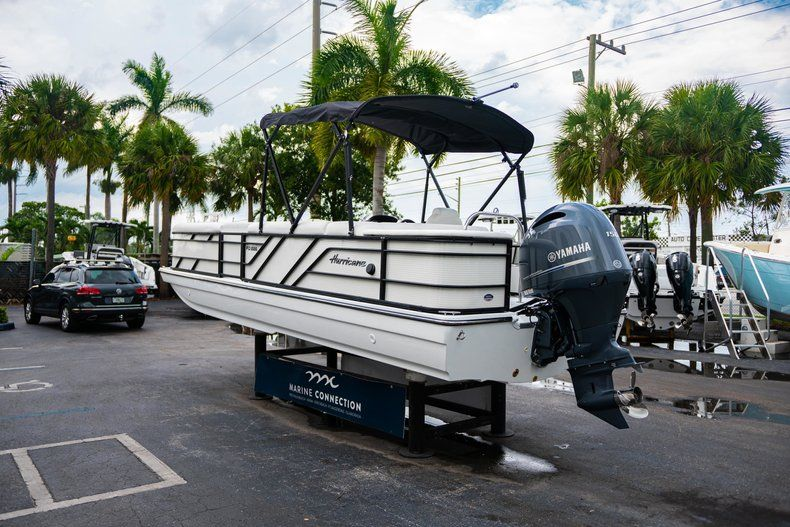 Thumbnail 5 for New 2019 Hurricane FunDeck FD 226 OB boat for sale in Vero Beach, FL
