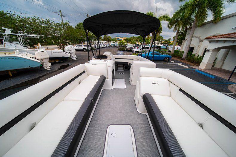Thumbnail 28 for New 2019 Hurricane FunDeck FD 226 OB boat for sale in Stuart, FL