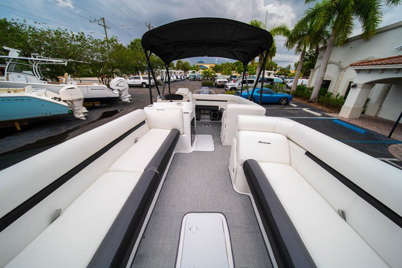 Thumbnail 28 for New 2019 Hurricane FunDeck FD 226 OB boat for sale in Vero Beach, FL