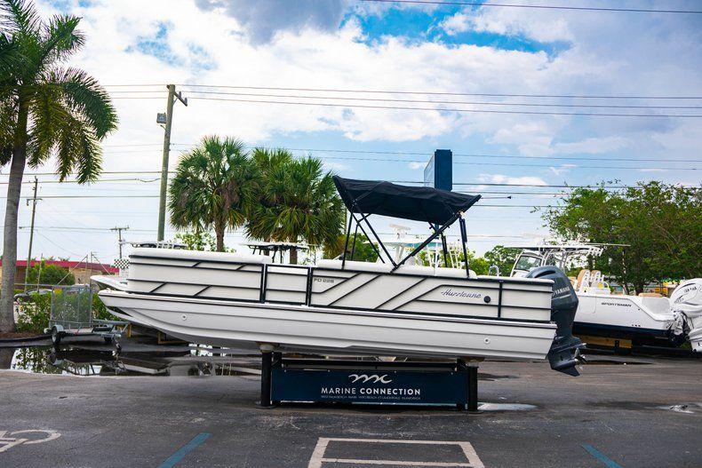 Thumbnail 4 for New 2019 Hurricane FunDeck FD 226 OB boat for sale in Stuart, FL