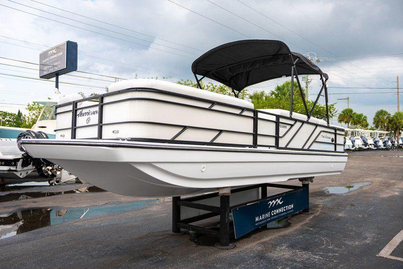 Thumbnail 3 for New 2019 Hurricane FunDeck FD 226 OB boat for sale in Stuart, FL