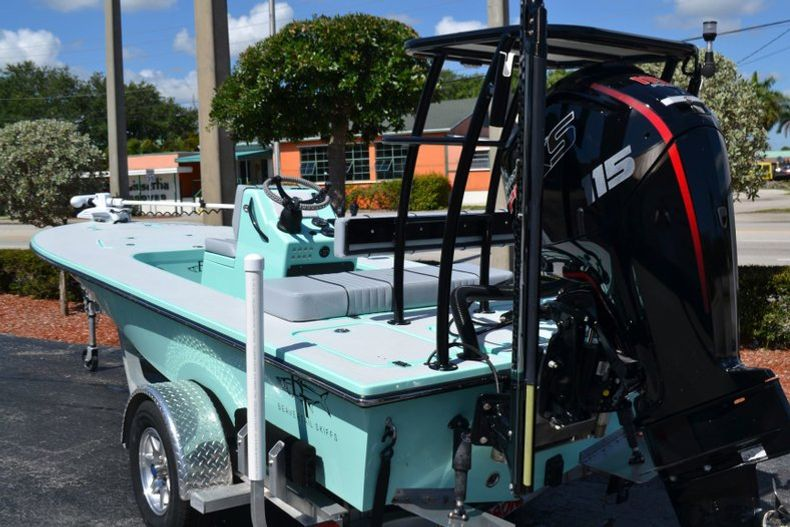 Thumbnail 3 for Used 2017 Beavertail 18 Air boat for sale in Vero Beach, FL