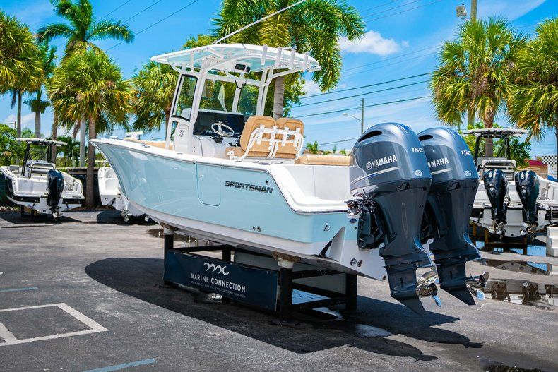 Thumbnail 5 for New 2019 Sportsman Heritage 251 Center Console boat for sale in West Palm Beach, FL