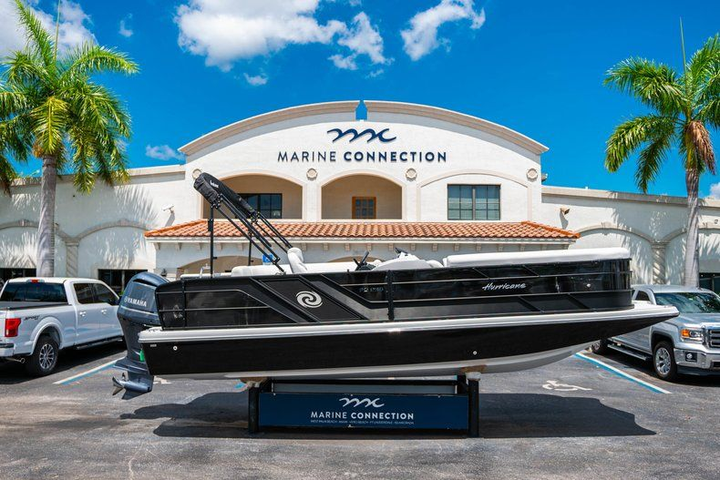 New 2019 Hurricane FunDeck FD 236SB boat for sale in Vero Beach, FL