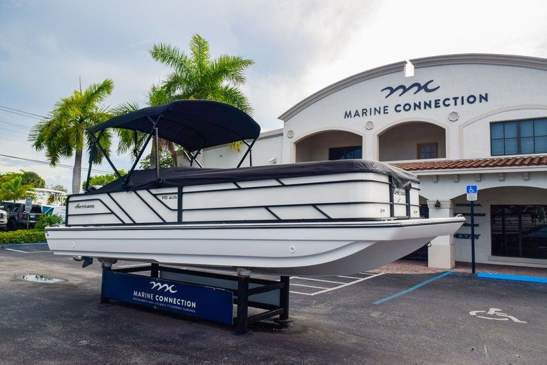 Image 1 for 2019 Hurricane FunDeck FD 226 OB in West Palm Beach, FL