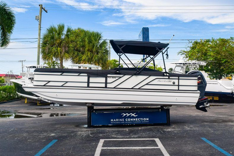 Image 4 for 2019 Hurricane FunDeck FD 226 OB in West Palm Beach, FL