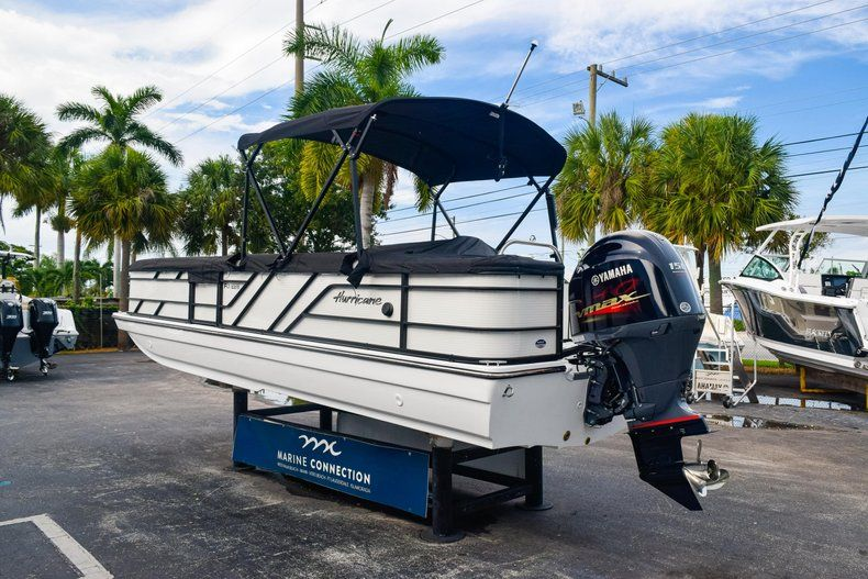 Image 5 for 2019 Hurricane FunDeck FD 226 OB in West Palm Beach, FL