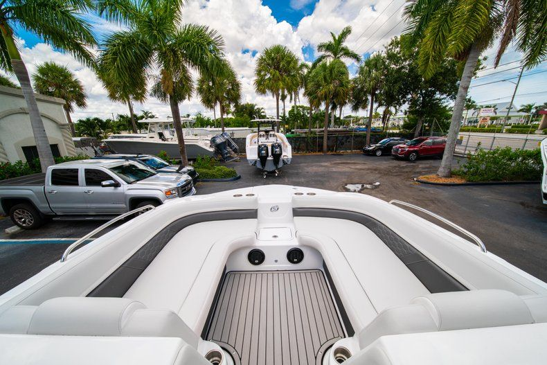 Thumbnail 25 for New 2020 Hurricane 218 SunDeck Sport OB boat for sale in West Palm Beach, FL
