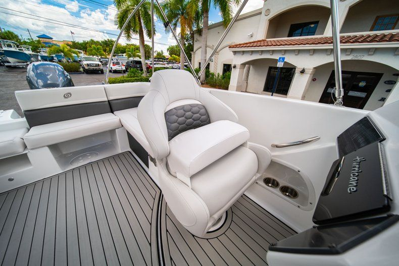 Thumbnail 22 for New 2020 Hurricane SS 218 OB boat for sale in West Palm Beach, FL