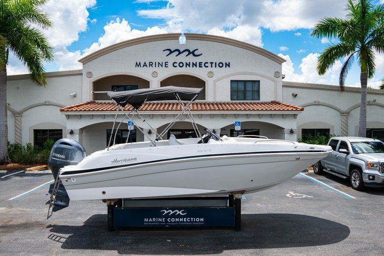 New 2020 Hurricane 218 SunDeck Sport OB boat for sale in West Palm Beach, FL