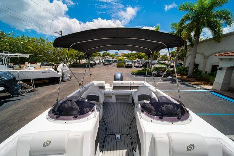 Thumbnail 29 for New 2020 Hurricane 218 SunDeck Sport OB boat for sale in West Palm Beach, FL