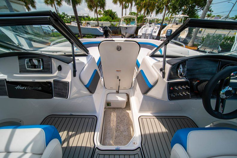 Thumbnail 22 for New 2020 Hurricane SD 217 OB boat for sale in West Palm Beach, FL