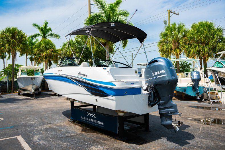 Thumbnail 5 for New 2020 Hurricane SD 217 OB boat for sale in West Palm Beach, FL