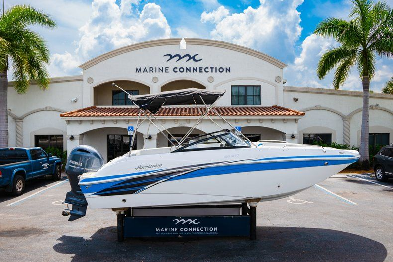 New 2020 Hurricane SD 217 OB boat for sale in West Palm Beach, FL
