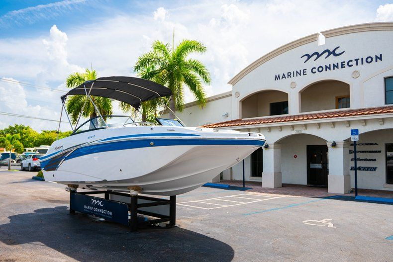 Thumbnail 1 for New 2020 Hurricane SD 217 OB boat for sale in West Palm Beach, FL