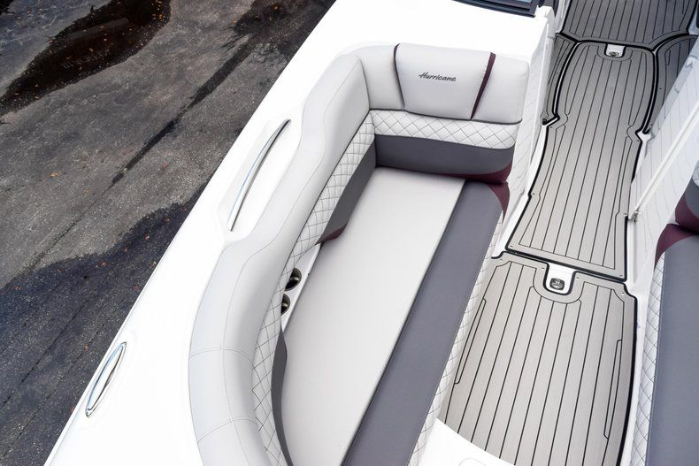 Thumbnail 88 for New 2019 Hurricane SunDeck SD 2690 OB boat for sale in West Palm Beach, FL