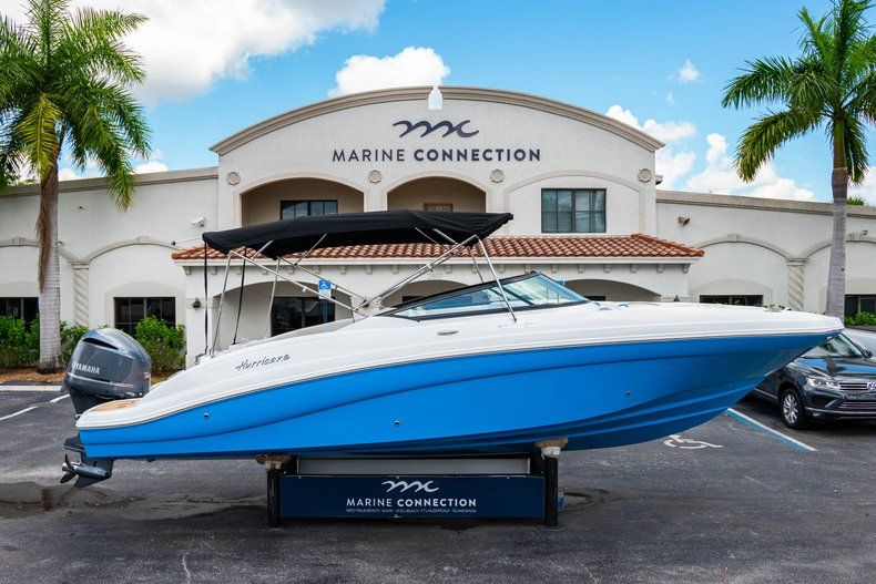 New 2019 Hurricane SD 2690 OB boat for sale in West Palm Beach, FL