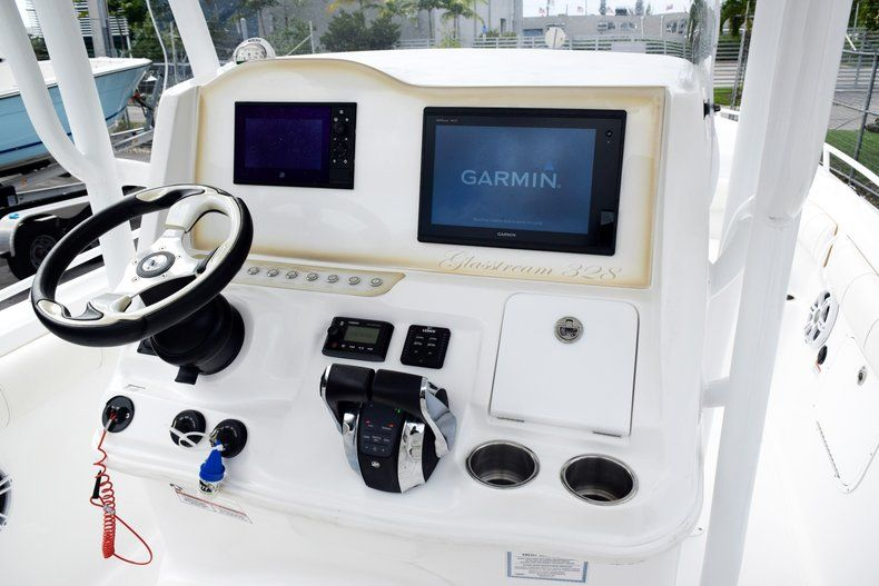 Thumbnail 61 for Used 2018 Glasstream 328 boat for sale in Miami, FL