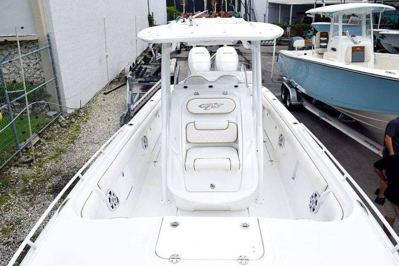 Thumbnail 104 for Used 2018 Glasstream 328 boat for sale in Miami, FL