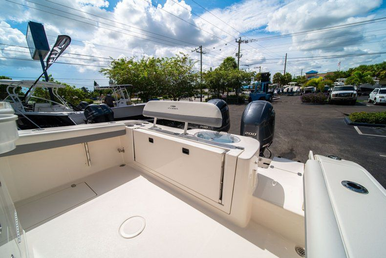 Thumbnail 12 for New 2019 Cobia 280 Center Console boat for sale in West Palm Beach, FL