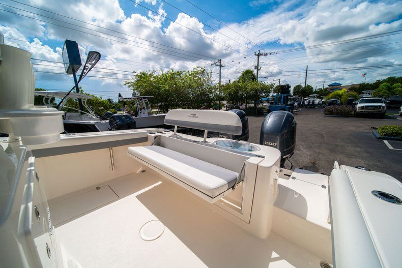 Thumbnail 13 for New 2019 Cobia 280 Center Console boat for sale in West Palm Beach, FL