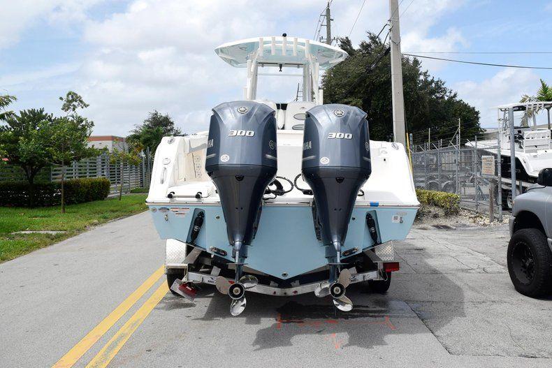Thumbnail 2 for New 2019 Cobia 301 CC Center Console boat for sale in Vero Beach, FL