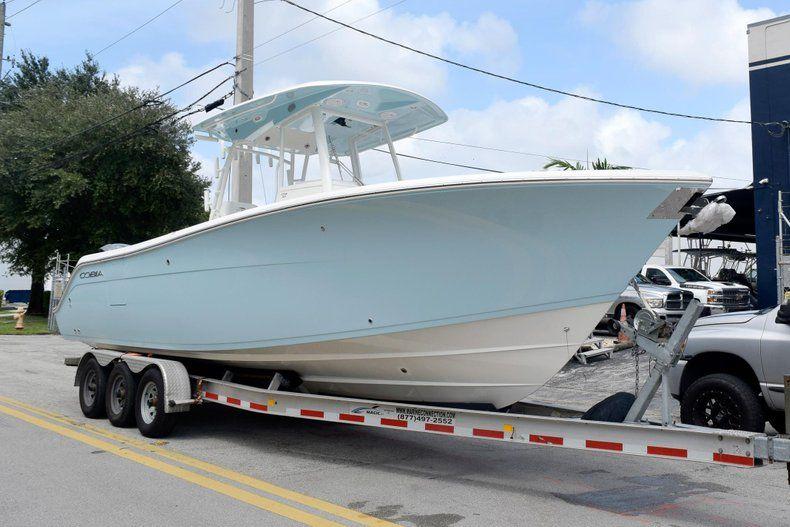 Thumbnail 5 for New 2019 Cobia 301 CC Center Console boat for sale in Vero Beach, FL