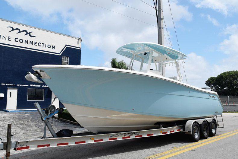 Thumbnail 7 for New 2019 Cobia 301 CC Center Console boat for sale in Vero Beach, FL