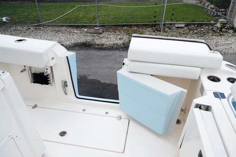 Thumbnail 32 for New 2019 Cobia 301 CC Center Console boat for sale in Vero Beach, FL