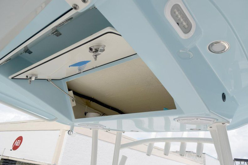 Thumbnail 53 for New 2019 Cobia 301 CC Center Console boat for sale in Vero Beach, FL