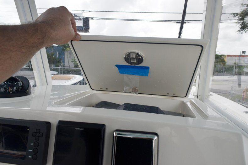Thumbnail 49 for New 2019 Cobia 301 CC Center Console boat for sale in Vero Beach, FL
