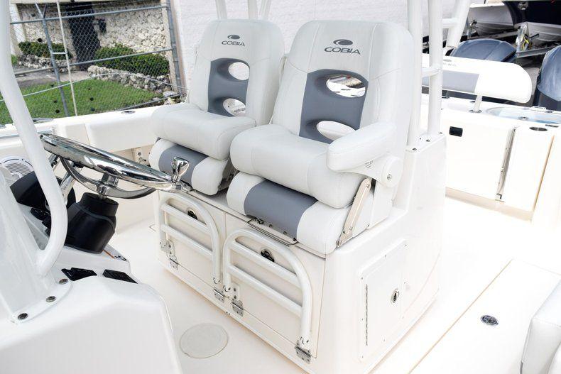 Thumbnail 65 for New 2019 Cobia 301 CC Center Console boat for sale in Vero Beach, FL