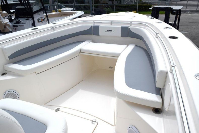 Thumbnail 73 for New 2019 Cobia 301 CC Center Console boat for sale in Vero Beach, FL