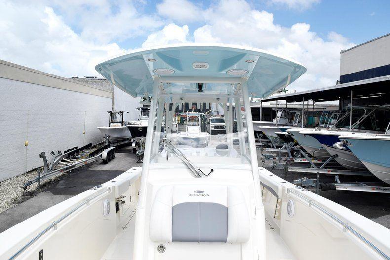 Thumbnail 100 for New 2019 Cobia 301 CC Center Console boat for sale in Vero Beach, FL
