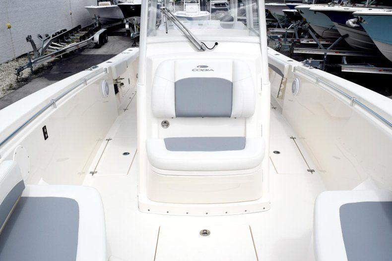 Thumbnail 101 for New 2019 Cobia 301 CC Center Console boat for sale in Vero Beach, FL