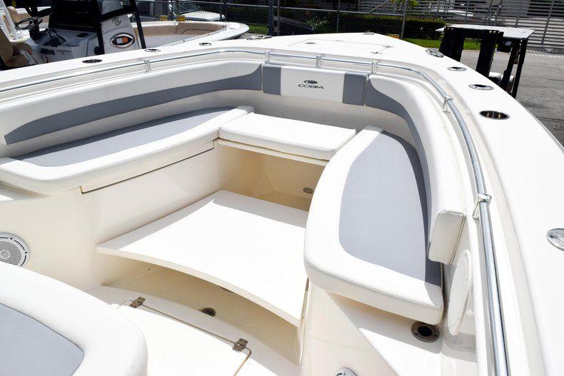 Thumbnail 102 for New 2019 Cobia 301 CC Center Console boat for sale in Vero Beach, FL