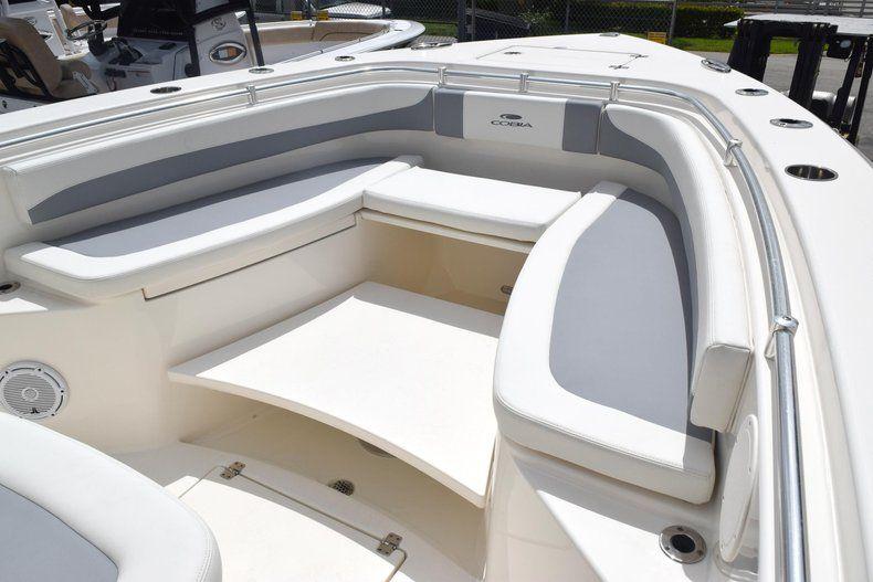Thumbnail 103 for New 2019 Cobia 301 CC Center Console boat for sale in Vero Beach, FL