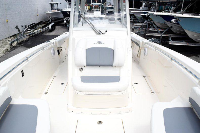 Thumbnail 99 for New 2019 Cobia 301 CC Center Console boat for sale in Vero Beach, FL