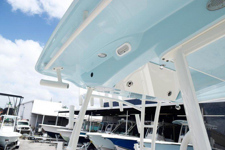 Thumbnail 110 for New 2019 Cobia 301 CC Center Console boat for sale in Vero Beach, FL
