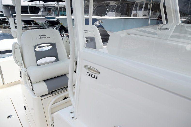 Thumbnail 112 for New 2019 Cobia 301 CC Center Console boat for sale in Vero Beach, FL