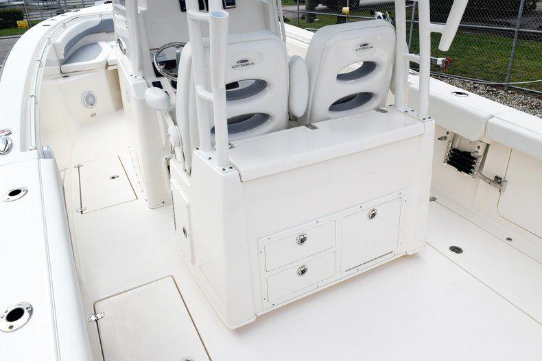Thumbnail 116 for New 2019 Cobia 301 CC Center Console boat for sale in Vero Beach, FL