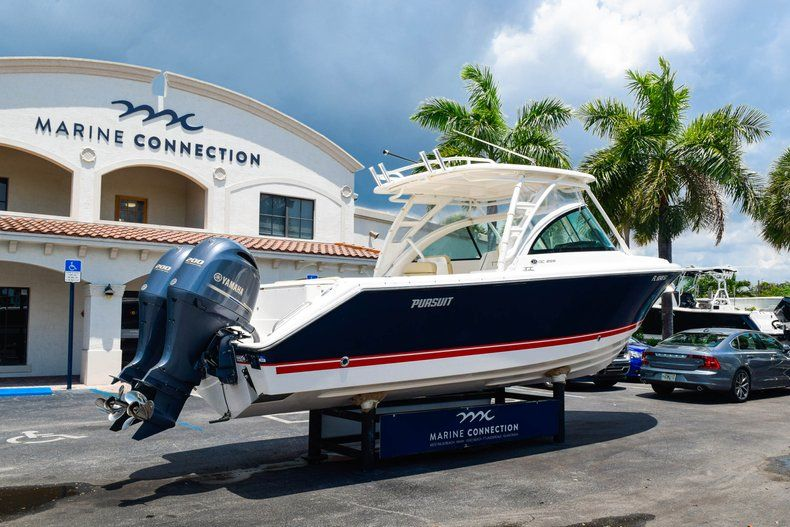 Image 7 for 2016 Pursuit DC 265 Dual Console in West Palm Beach, FL