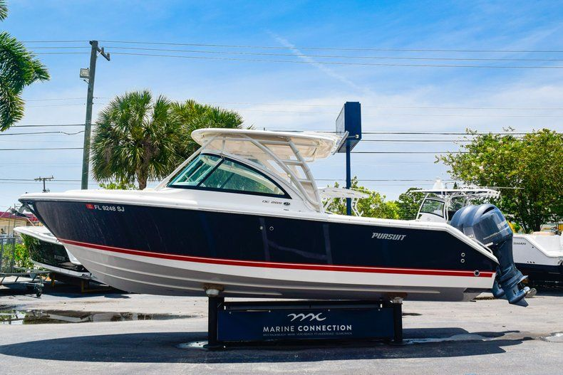 Image 4 for 2016 Pursuit DC 265 Dual Console in West Palm Beach, FL