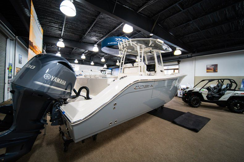 Thumbnail 3 for New 2019 Cobia 301 CC boat for sale in West Palm Beach, FL