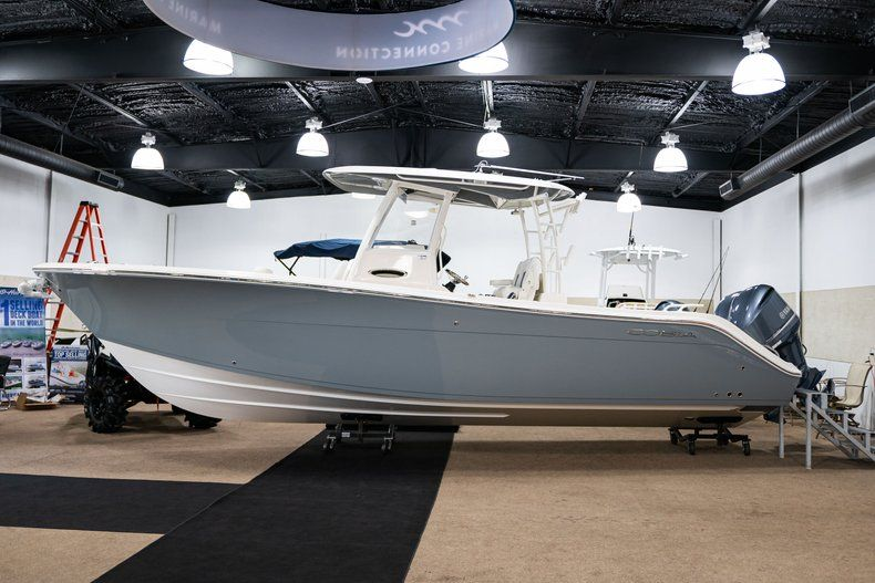 Thumbnail 1 for New 2019 Cobia 301 CC boat for sale in West Palm Beach, FL